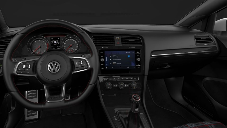 2018 Golf GTI App Connect